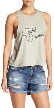 Billabong For Sure Graphic Tank