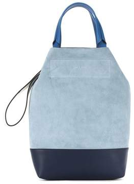 Rag & Bone Leather and suede tote
