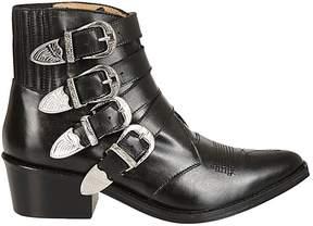 Toga Pulla Python Boots