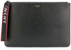 Givenchy zip-pouch clutch