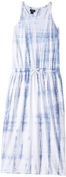 Polo Ralph Lauren Cotton Jersey Tie-Dye Dress (Little Kids/Big Kids)