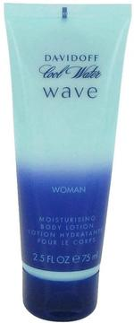 Cool Water Wave by Davidoff Body Lotion for Women (2.5 oz)