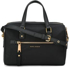 Marc Jacobs 'Trooper' bauletto tote - BLACK - STYLE