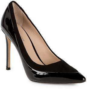 Pour La Victoire Women's Cenna Patent Leather Pumps