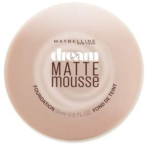 Maybelline® Dream Matte® Mousse Foundation