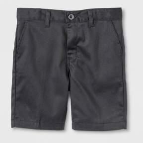Dickies Boys' Slim Fit Flat Front Shorts