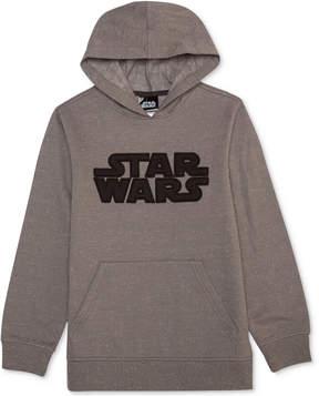 Star Wars Logo-Print Pullover, Big Boys (8-20)