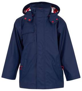 Hatley Navy Classic Raincoat