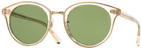 Oliver Peoples Spelman Round Sunglasses