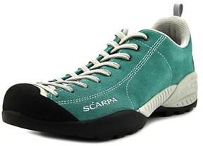 Scarpa Mojito Round Toe Suede Hiking Shoe.