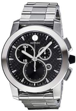 Movado Men's 606551 Vizio Stainless Steel Watch, 44mm