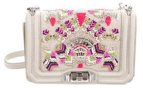 Rebecca Minkoff Embellished Love Bag