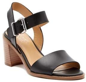 Franco Sarto Harlie Ankle Strap Leather Sandal