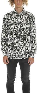Richard James Dazzle Combo Shirt