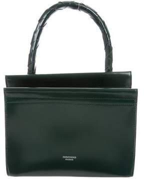 Rochas Mini Leather Bag