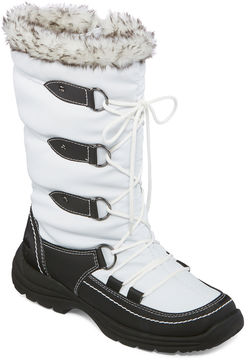 totes Emily III Faux-Fur Winter Boots
