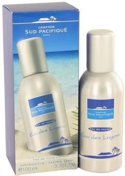 Comptoir Sud Pacifique Eau Des Lagons by Comptoir Sud Pacifique for Women(3.3oz)