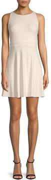Susana Monaco Women's Estella Cutout Sleeveless Dress