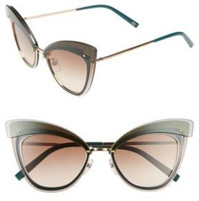 Marc Jacobs Women's 64Mm Sunglasses - Gold