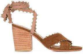 Ulla Johnson Rowena Handloom sandals