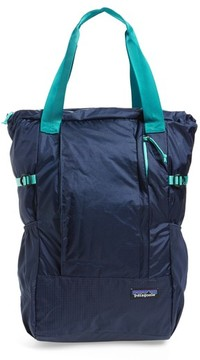 Patagonia Men's Lightweight Travel Tote Pack - Blue