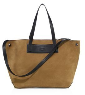 Rag & Bone Compass English Suede Everyday Tote