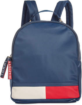 Tommy Hilfiger Nori Solid Small Backpack