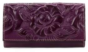 Patricia Nash Teressa Leather Wallet