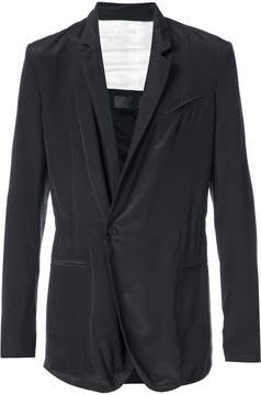Haider Ackermann fitted blazer