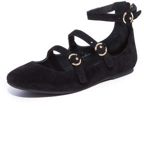 Joie Helene Mary Jane Flats