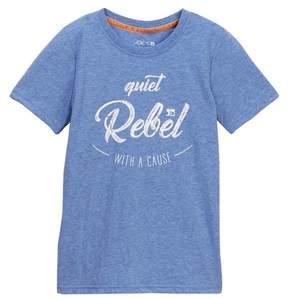 Joe's Jeans Quiet Rebel Tee (Little Boys)