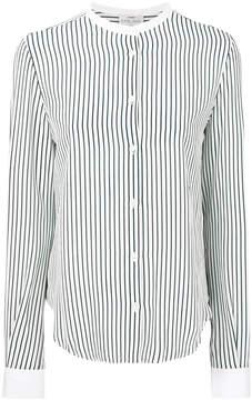 Forte Forte round neck striped blouse