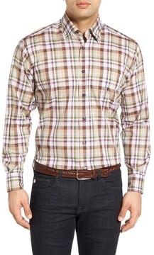 Robert Talbott Men's Anderson Classic Fit Sport Shirt