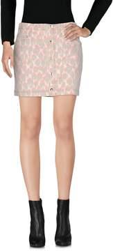 M.Grifoni Denim Mini skirts