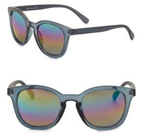 Sam Edelman 51MM Wayfarer Sunglasses