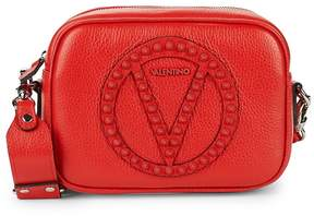 Mario Valentino Valentino by Women's Mia Leather Crossbody Bag