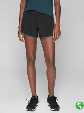 Athleta Racer Run Short 4.5