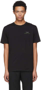 Raf Simons Black Substance T-Shirt