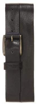Ted Baker Men's 'Jean' Leather Belt