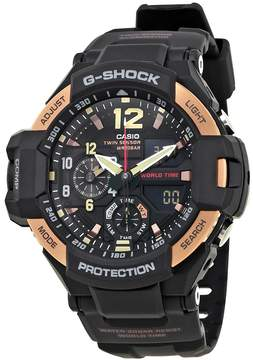 Casio G-Shock Master Of G Black Dial Men's Multifunction Watch