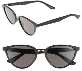 Quay Women's Rumors 57Mm Sunglasses - Black Smoke