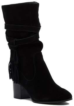 Tahari Johnny Wraparound Tassel Boot
