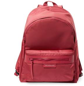 Longchamp Women's Le Pliage N eo Medium Backpack - GREY - STYLE