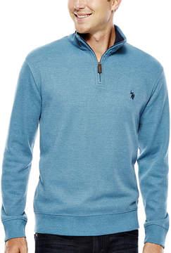 U.S. Polo Assn. USPA Quarter-Zip Pullover