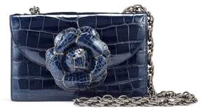Oscar de la Renta Alligator TRO Bag