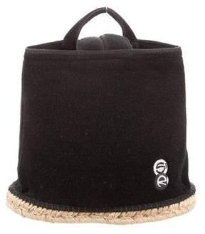Sonia Rykiel Girls' Terrycloth Backpack