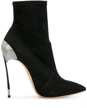Casadei Techno Blade ankle boots
