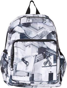 Molo BMX Print Big Backpack