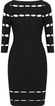 Bailey 44 Grandiose Cutout Stretch-Knit Dress