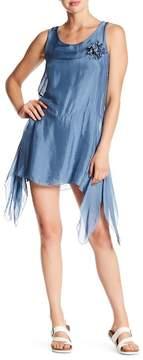 Luma Asymmetrical Hem Dress